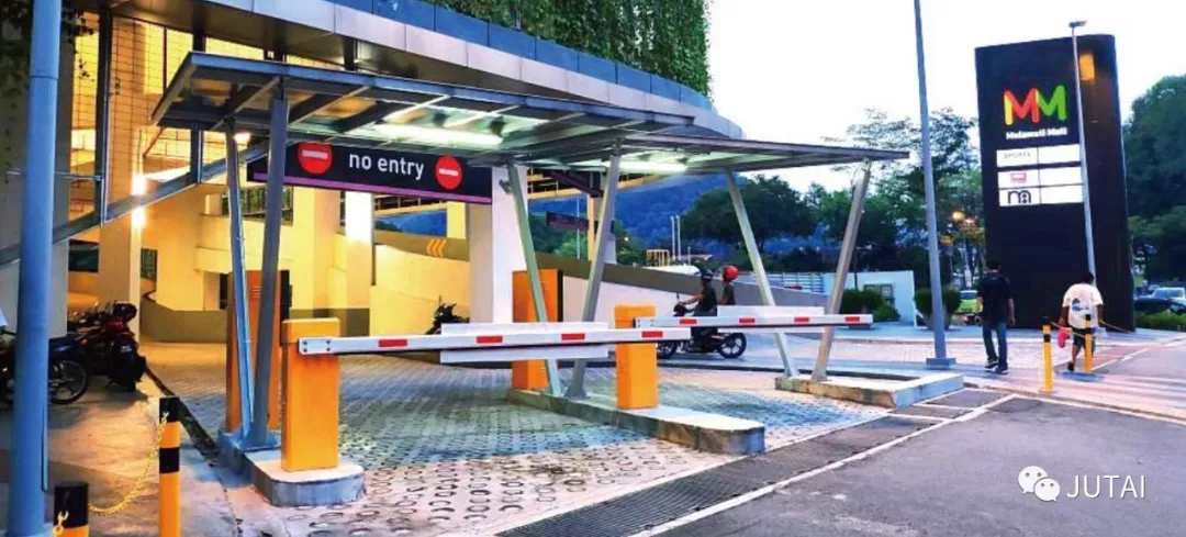 Jutai Barrier Gate Park-Management-System