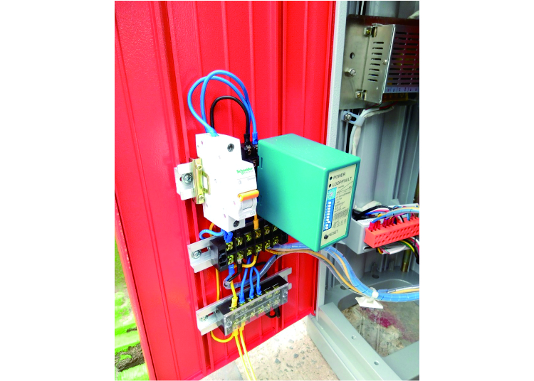 Single Channel Inductive Vehicle Loop Detector