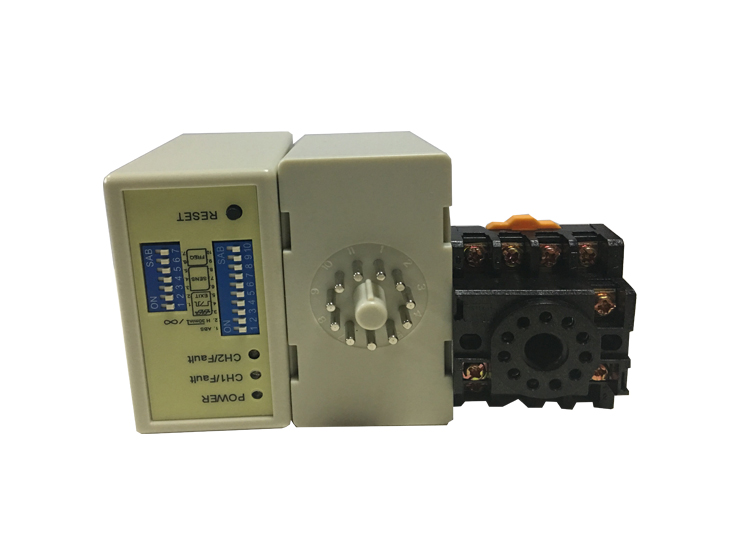 New Double Inductive Loop Channel Detector