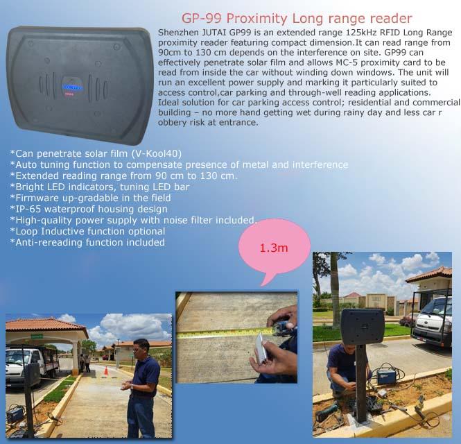 Proximity RFID Reader