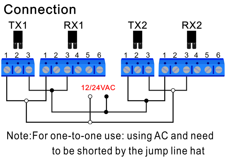 photocell sensor connect