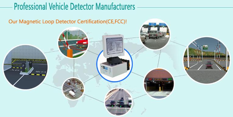 fabricant professionnel de détecteurs de boucle