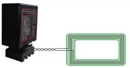 Guida all'installazione dei rilevatori di loop a canale singolo