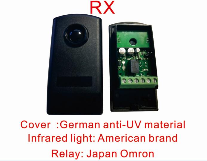sensore a infrarossi diffuso può