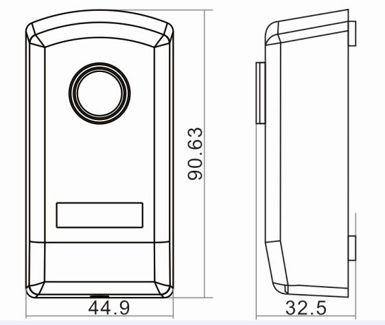 Fotocel-veiligheidssensor