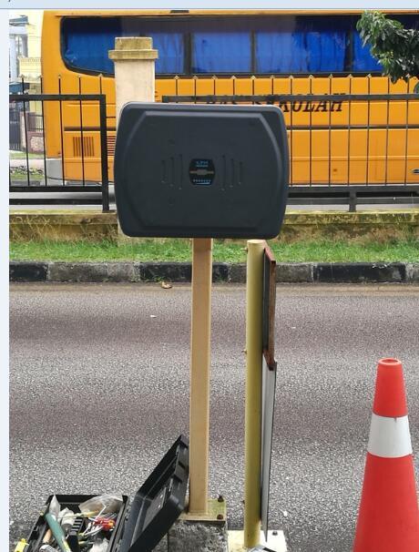 GP99 Proximity-lezer geïnstalleerd in Maleisië