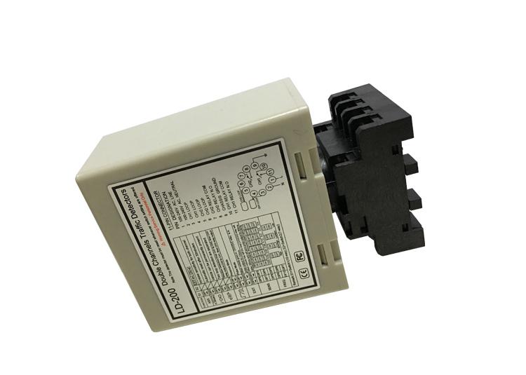 LD-200 Zweikanal-Schleifendetektor