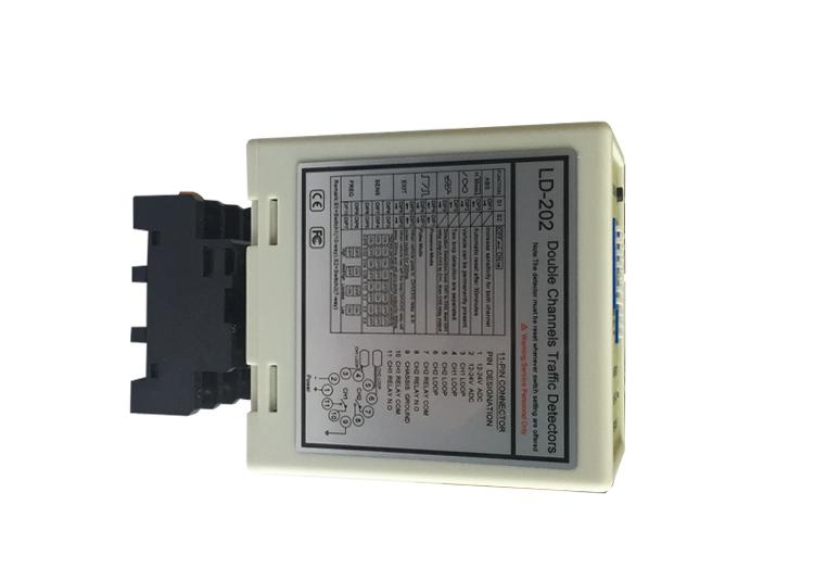 Zweikanal-Schleifendetektor LD-202