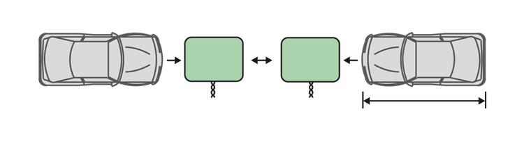 dual loop detector